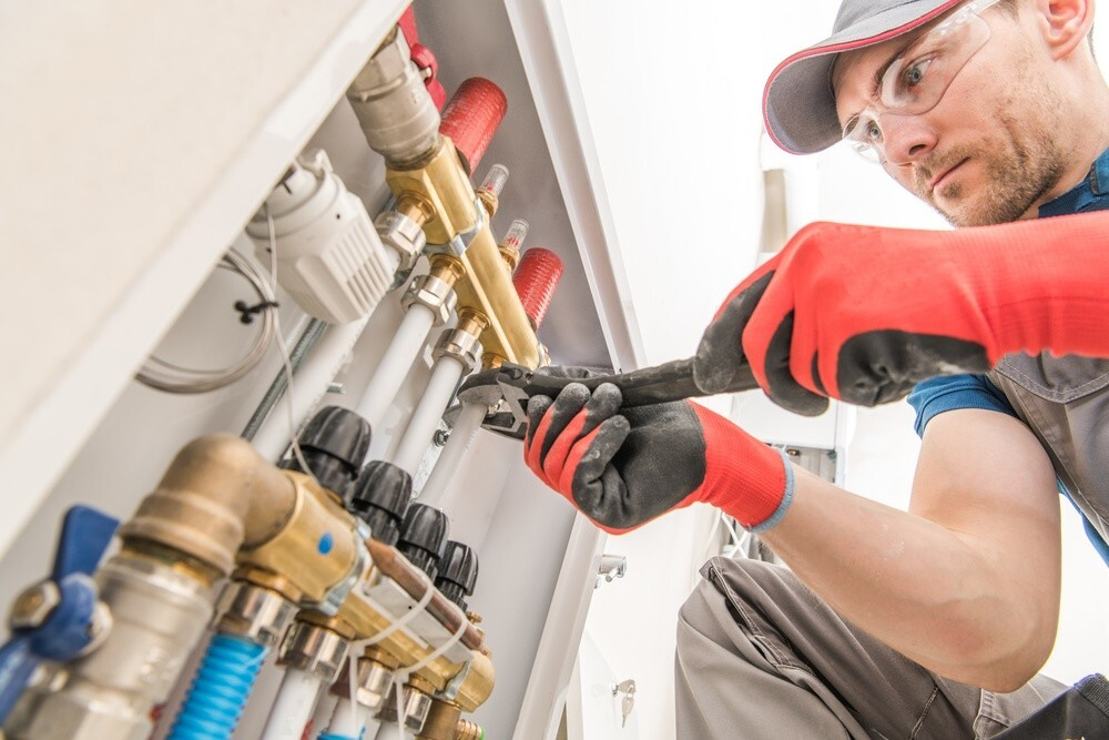Heating and AC repair in Maryland