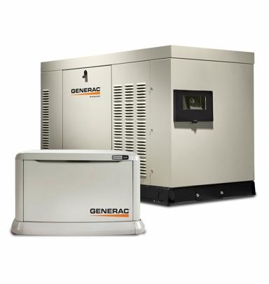 Power Generators Installation in Herndon VA