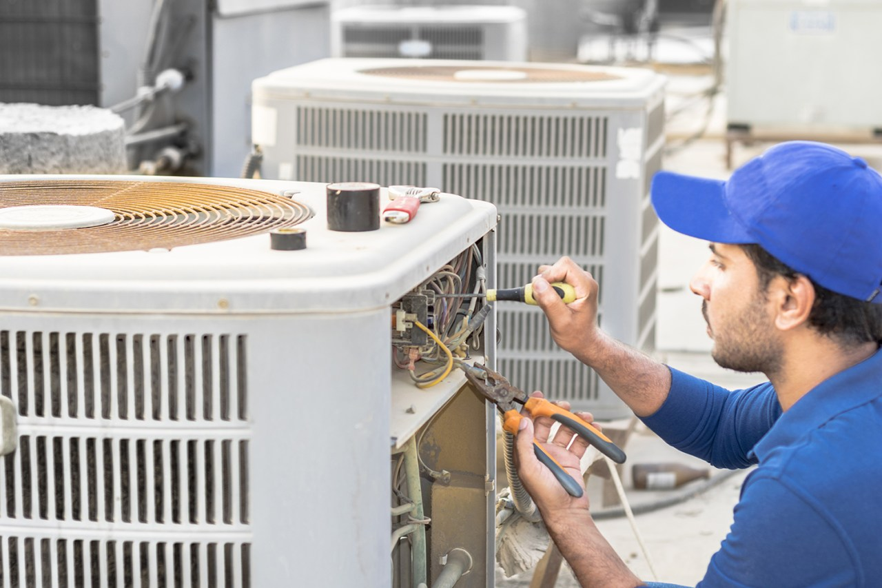 AC & Heating Service and Repair in Fairfax Station