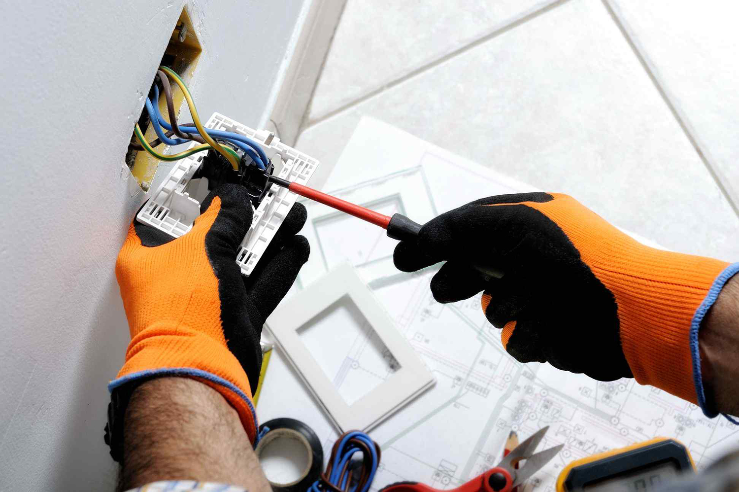 residential electricians Electrical Repair Service Herndon VA