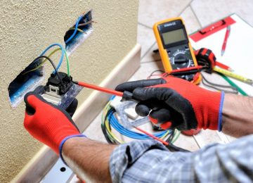 Local electricians in Northern Virginia